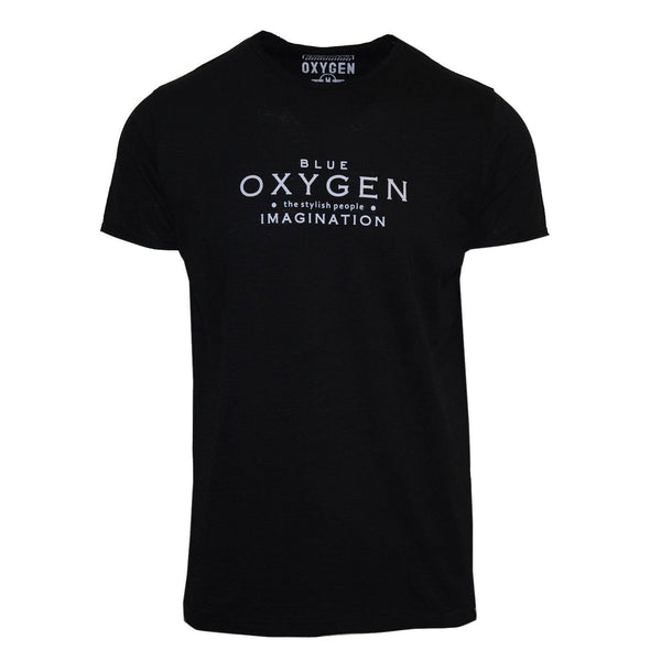 "Ανδρικό T-Shirt ""Imagination"" Oxygen- eguana.gr"