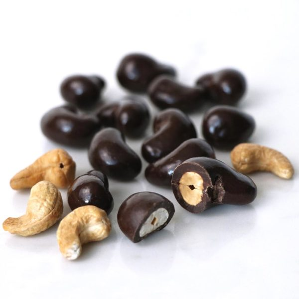 Milk Chocolate Sea Salt Cashews