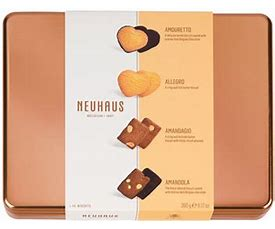 Neuhaus Cookies Assortment