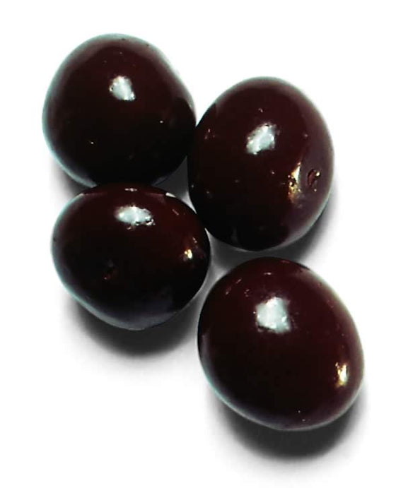Dark Chocolate Brandied Cherries