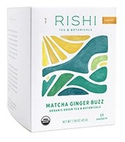 Rishi Macha Ginger Buzz