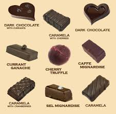 Chocolate Caramels - 2 flavors