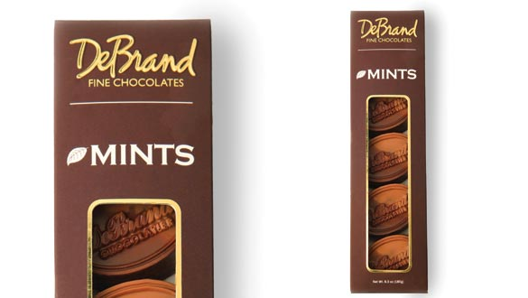 DeBrand Mints - Individual or Box of 10