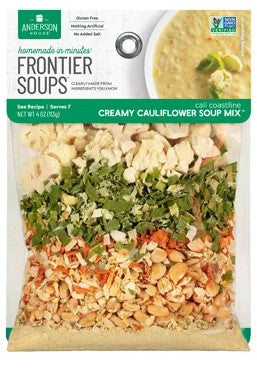 Creamy Cauiflower Soup Mix