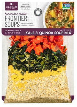 Kale & Quinoa Soup Mix