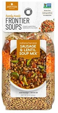 Sausage & Lentil Soup Mix