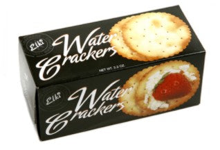 Water Crackers - small