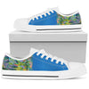 Diane Monet - Calm Afternoon - Women's Low Top Canvas Shoe Style 1