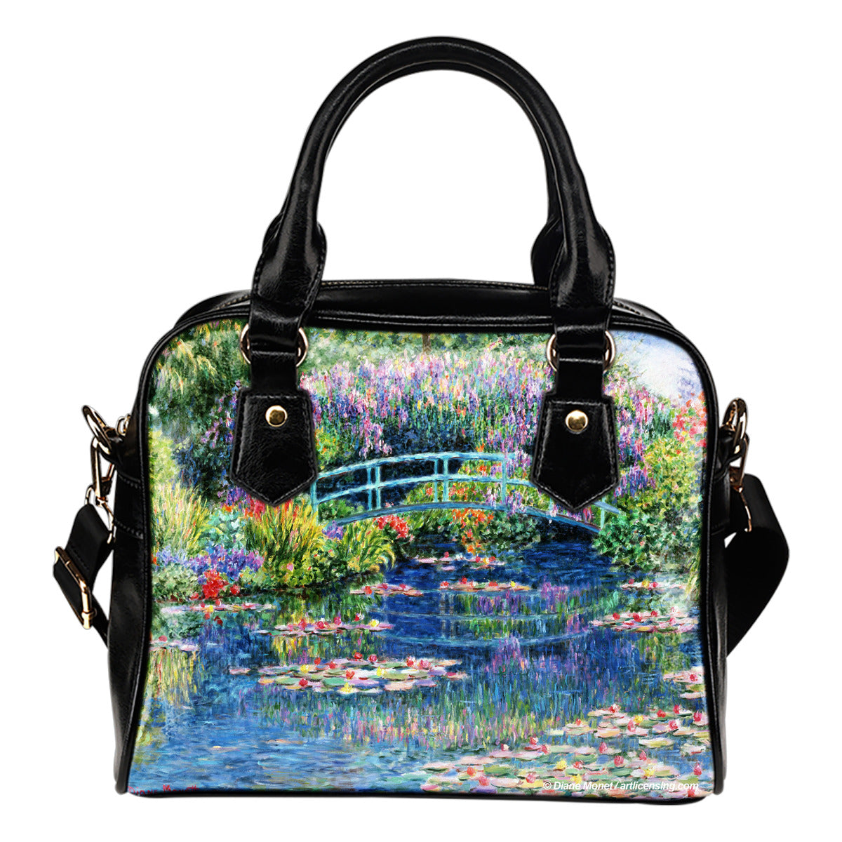Diane Monet - Calm Afternoon - Shoulder Handbag