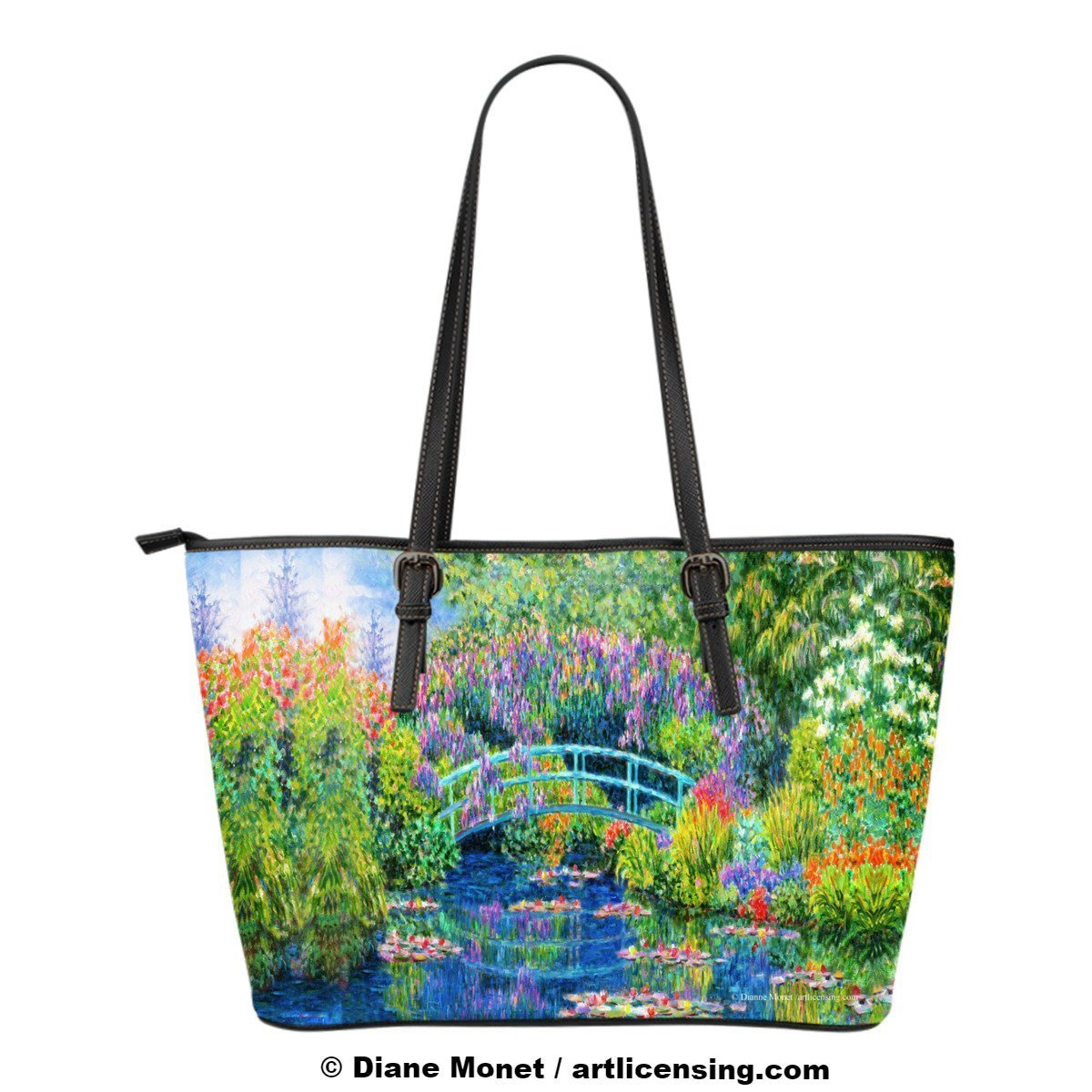 Diane Monet Calm Afternoon tote