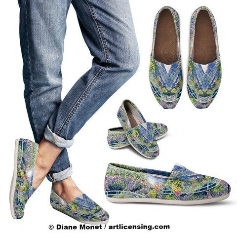 Diane Monet Calm Afternoon shoes