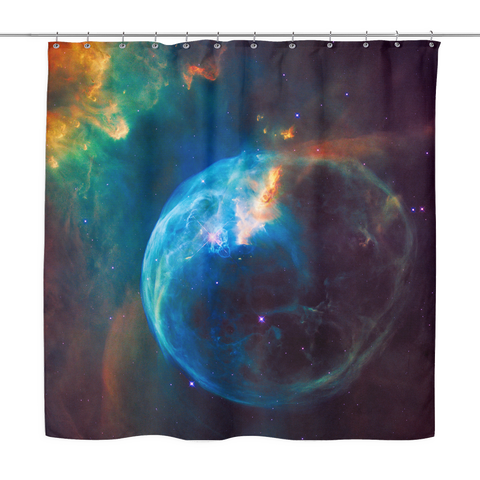 Nasa-Hubble: Bubble Nebula  tapestry