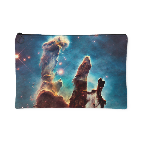 Nasa-Hubble: Pillars of Creation  pouch