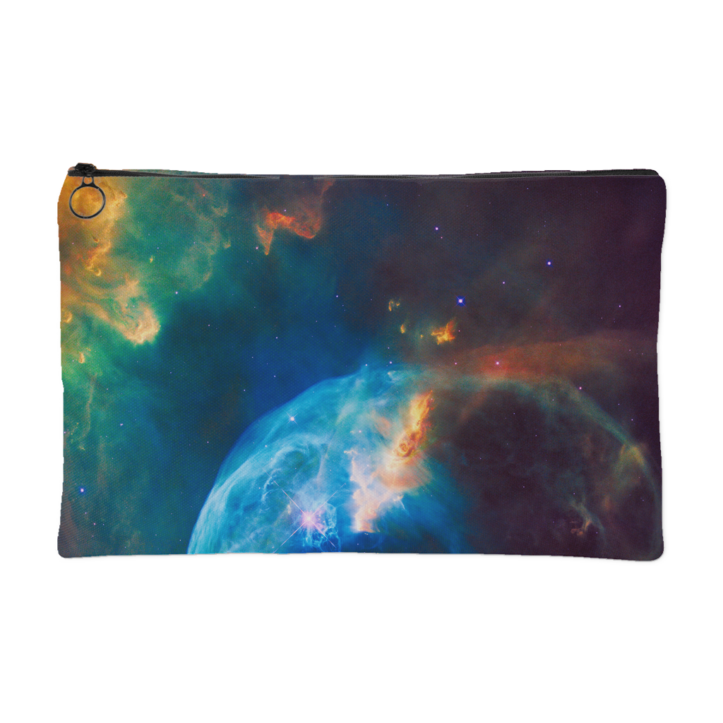 Nasa-Hubble: Bubble Nebula  pouch