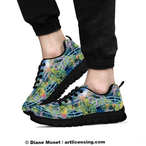 Diane Monet - Calm Afternoon - Running Shoes Style 2 [PP3CR2SS]