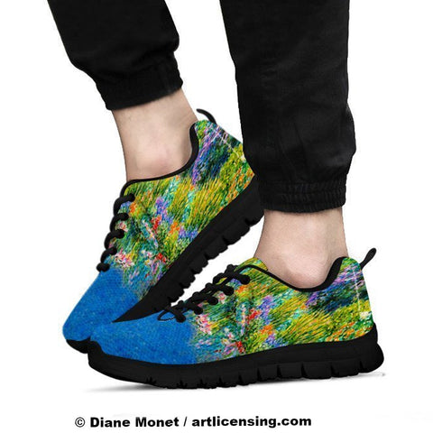 Diane Monet - Calm Afternoon - Running Shoes Style 1 [PP3CR2SS]