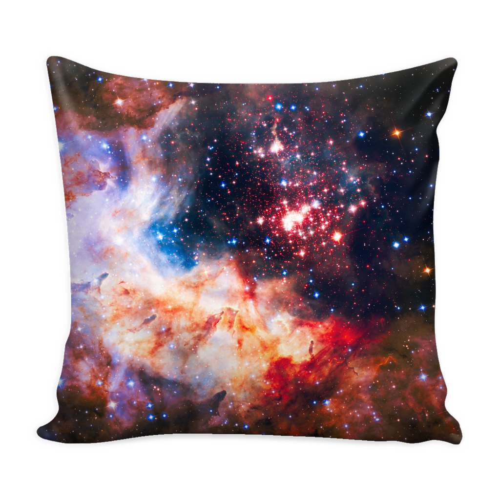 Nasa-Hubble: Westerlund 2  pillow cover