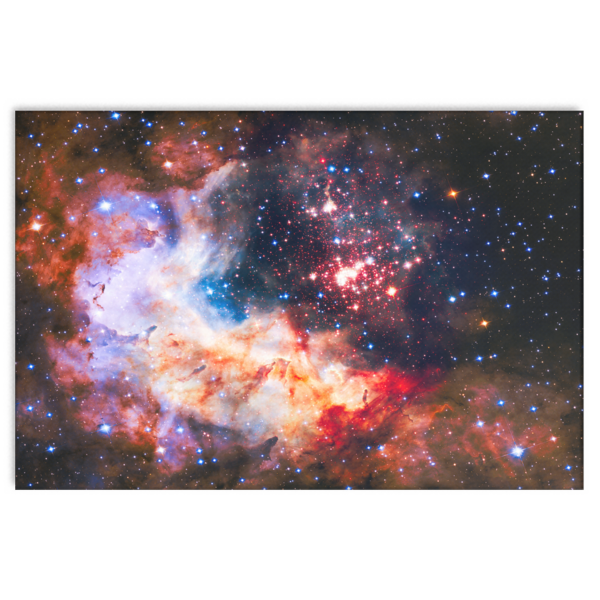 Nasa-Hubble: Westerlund 2   canvas wrap