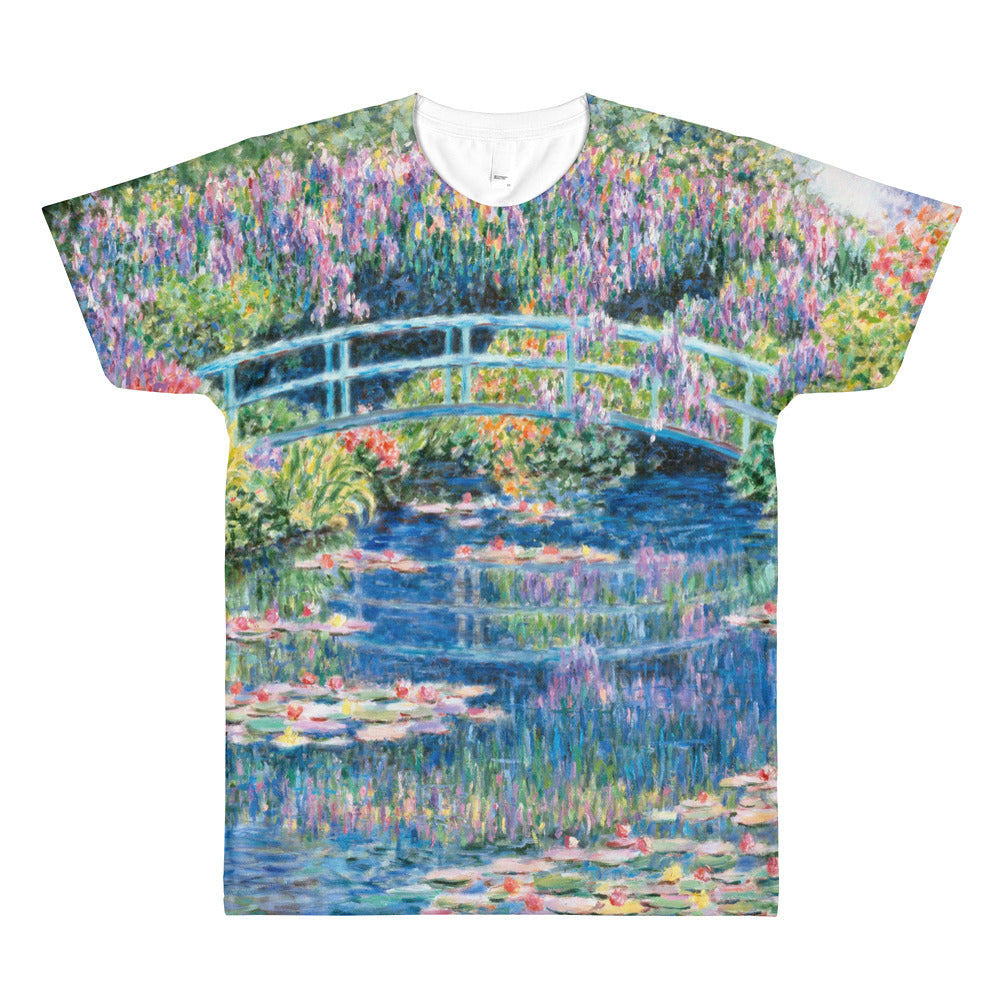 Calm Afternoon All-Over Printed T-Shirt