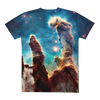Nasa-Hubble: Pillars of Creation t-shirt