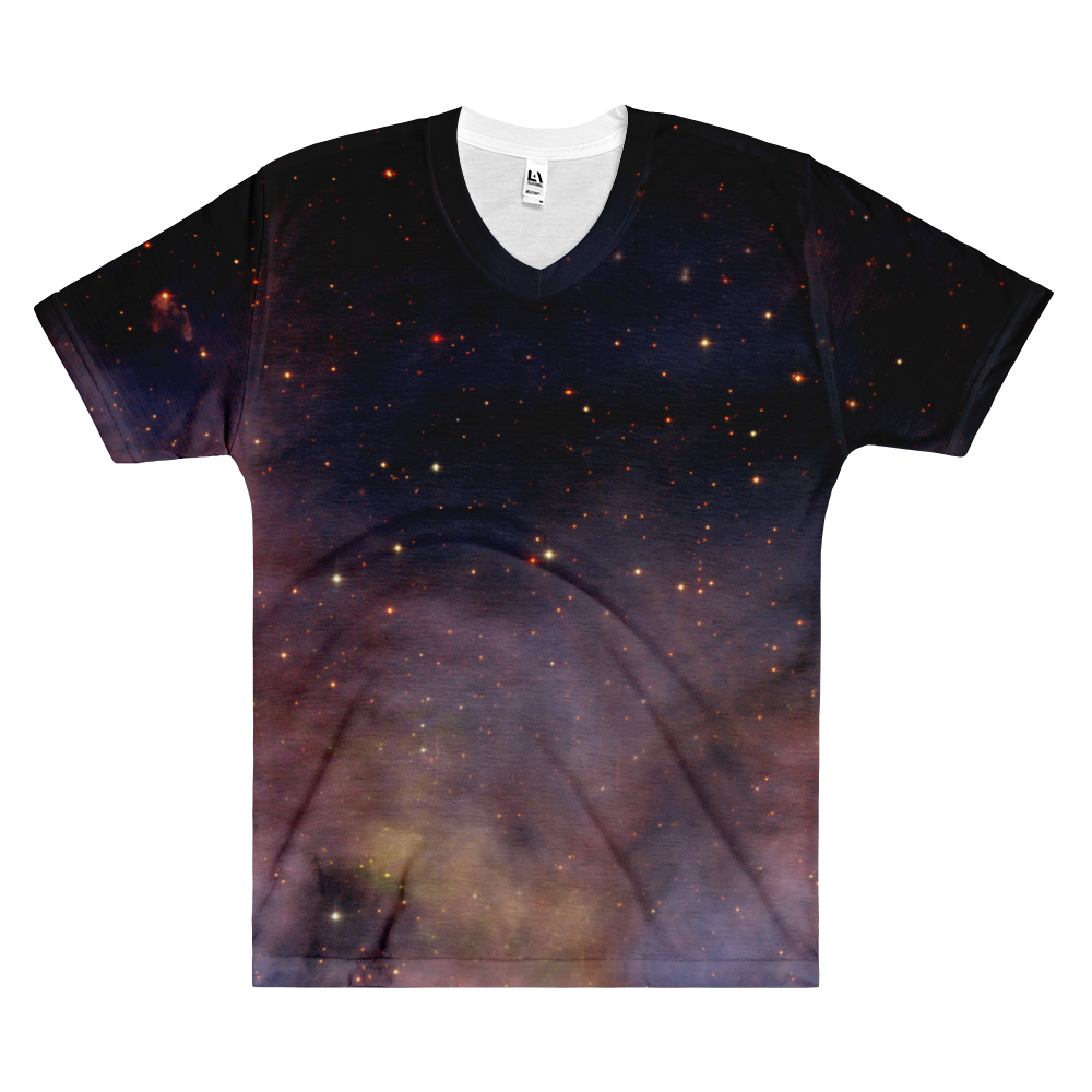 Nasa-Hubble: Mammoth Stars t-shirt