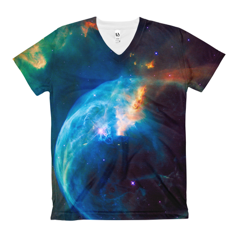 Nasa-Hubble: Bubble Nebula t-shirt