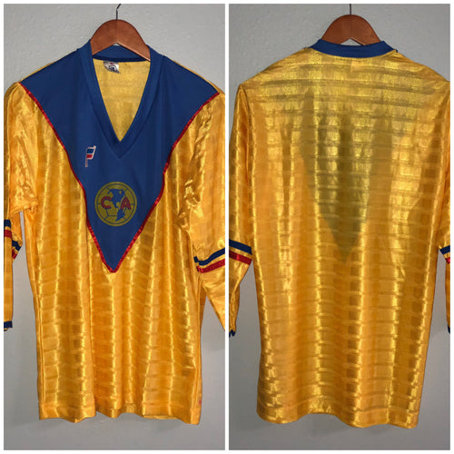 2aaa4c12dbf Famax Aguilas del America Vintage Jersey NEW Mens
