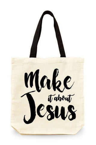 Make it About Jesus