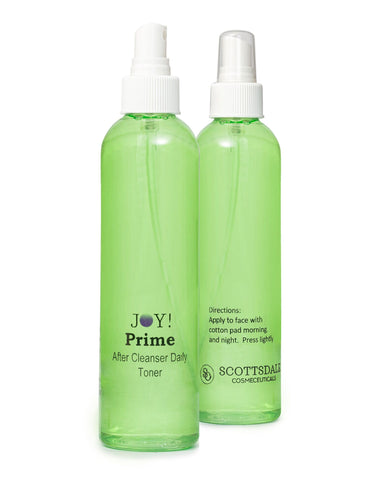 ✲ ✲ ✲ JOY! Prime  ✲ ✲ ✲ After Cleanser Daily Toner   ............................................................  On Sale Today You Save $10!