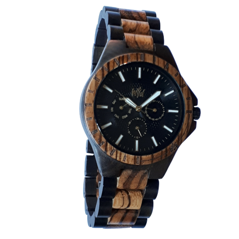 wood watch | montre en bois | montreal | quebec