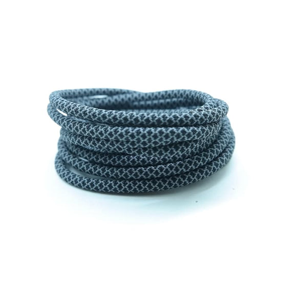 125CM BLACK REFLECTIVE ROPE