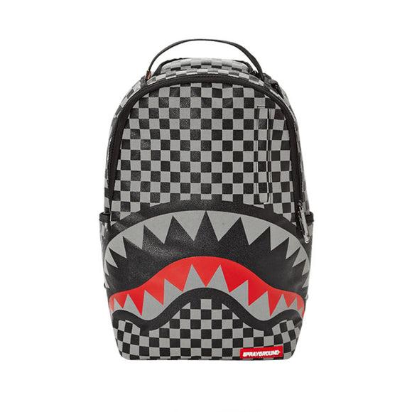3M SHARKS IN PARIS BACKPACK GREY