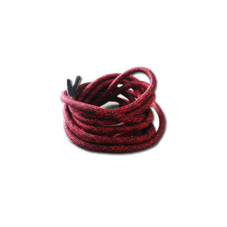 90CM MIX RED ROPE LACES