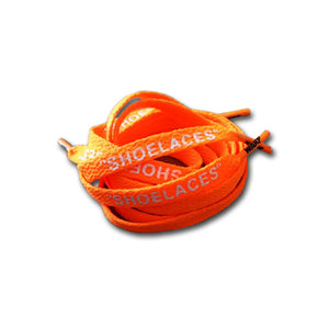 "90CM ""SHOELACES"" ORANGE"