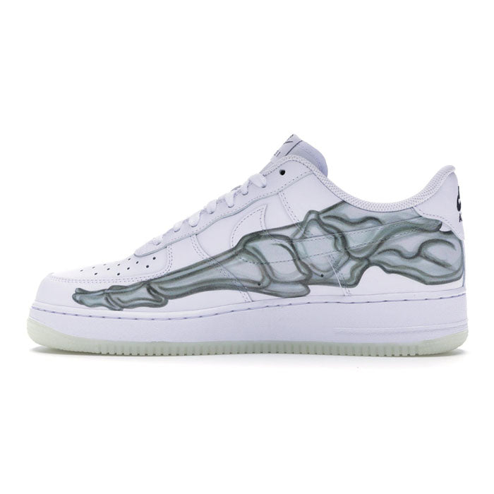 super popular aa268 a418d Air Force 1 Low Skeleton Halloween (2018)