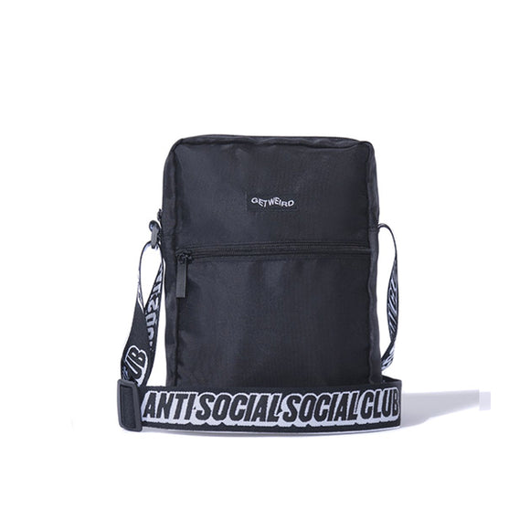 ASSC BLACK SIDE BAG