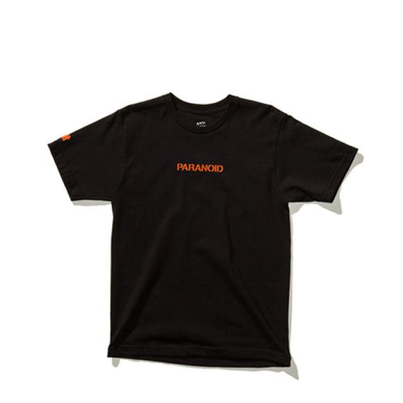 ASSC UNDEFEATED X TEE BLACK ORANGE