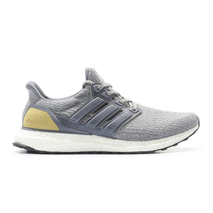 ULTRA BOOST 3.0 GREY LEATHER CAGE