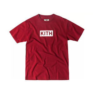 CLASSIC LOGO TEE RED