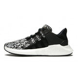 EQT SUPPORT 93/17 GLITCH BLACK WHITE