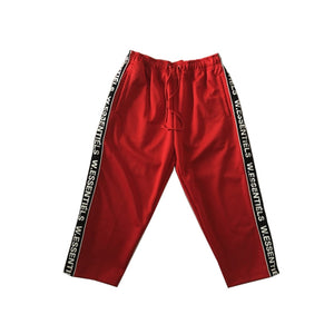 FLORENT TRACKPANTS RED