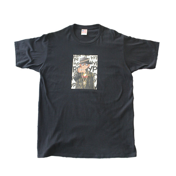 KXSTART OFFICIAL TEE CHARACTER 1 (2018) BLACK