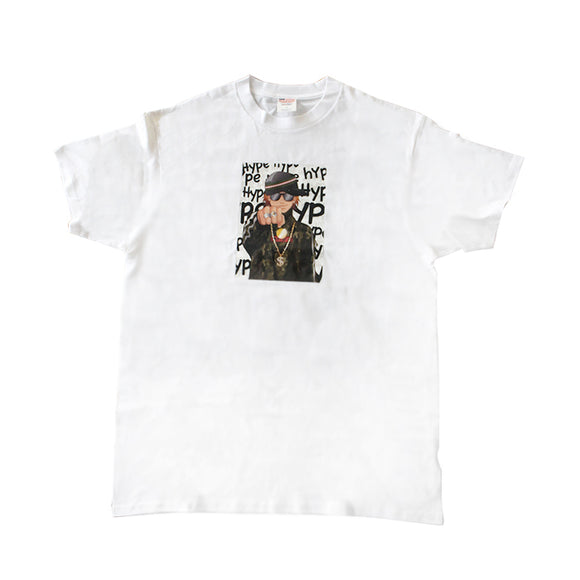KXSTART OFFICIAL TEE CHARACTER 1 (2018) WHITE