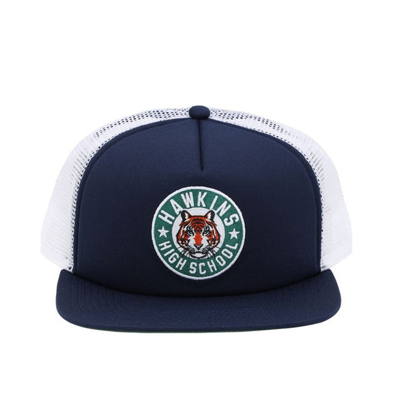 NIKE STRANGER THINGS HAT NAVY