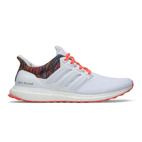 Mi Adidas Ultra Boost 'Rainbow' White
