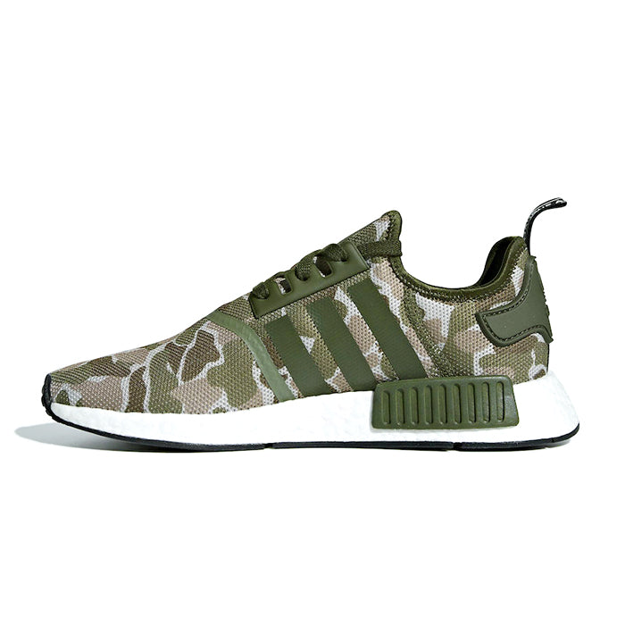 new products c1b04 ce60c NMD R1 DUCK CAMO SESAME