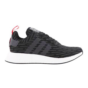 NMD R2 SOLID GREY WHITE RED