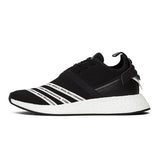 NMD R2 WHITE MOUNTAINEERING BLACK