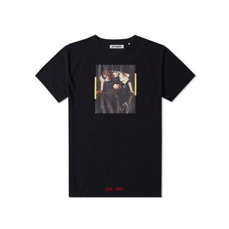 NARCISO TEE AW16 BLACK