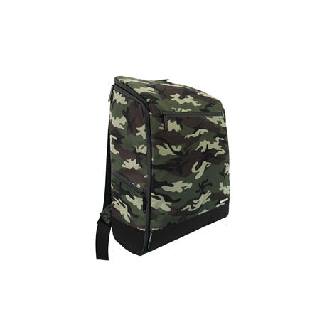 PRIVATE LABEL GREEN CAMO BACKPACK